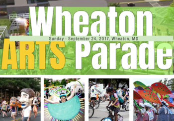 Free Workshop to Make Art for the Wheaton Art Parade