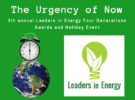 OMG Co-Sponsored: 4th Annual Leaders in Energy Four Generations Awards and Holiday Event