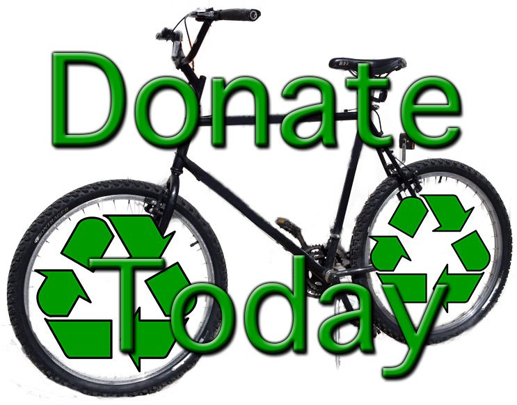 Celebrate Community Service Day By Donating Used Bikes Bike Parts